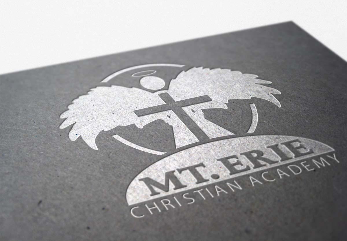 Design for Catholic / Christian Angel Cross
