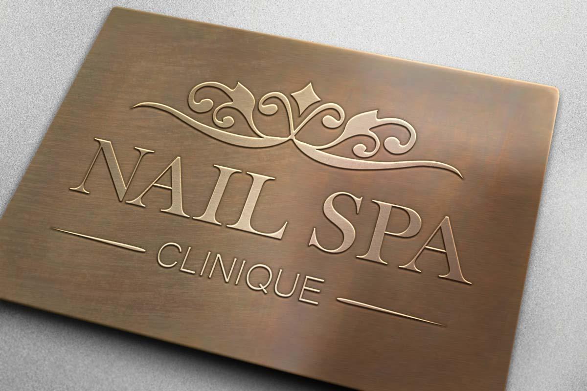Nail Spa Clinique - Logo Coast