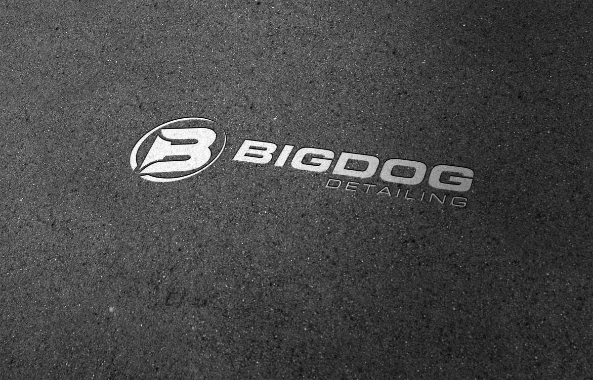 Logo Design for Car Detailing Business